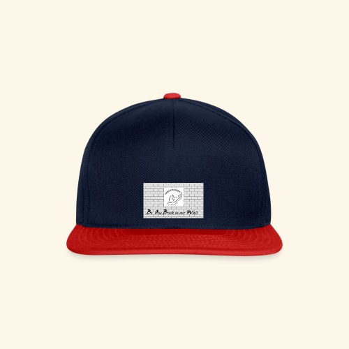 wall logo - Snapback Cap