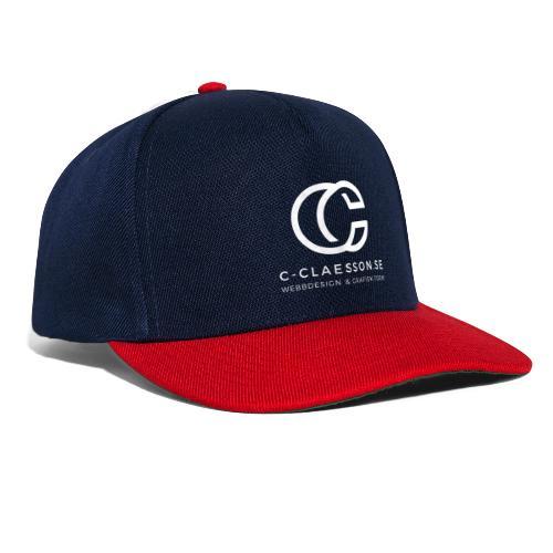 C-Claesson Webbdesign - Snapbackkeps