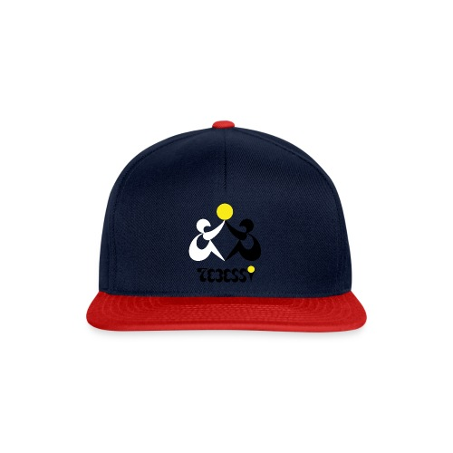 Logo Tebessy Soleil - Casquette snapback