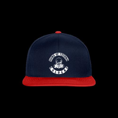 SOT Classic White - Snapback Cap