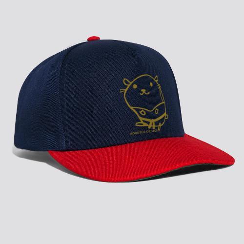 Gouden Hamster - Snapback cap