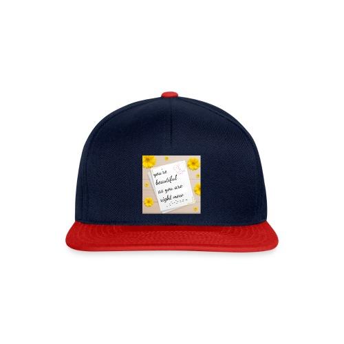 love yourself - Snapback Cap