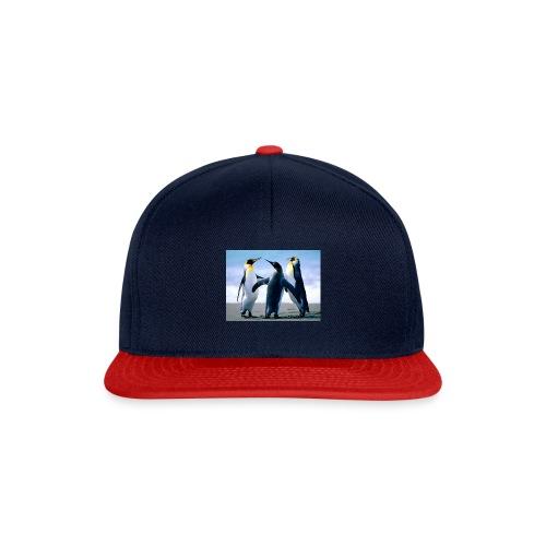 Penguins - Snapback Cap