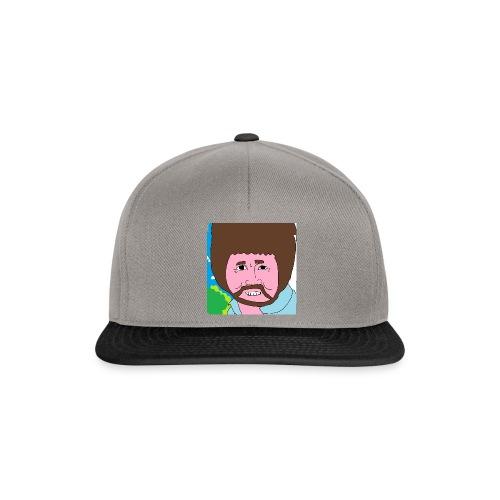 Bob Ross - Snapback Cap