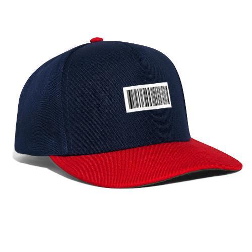 QR-Code - Snapback Cap