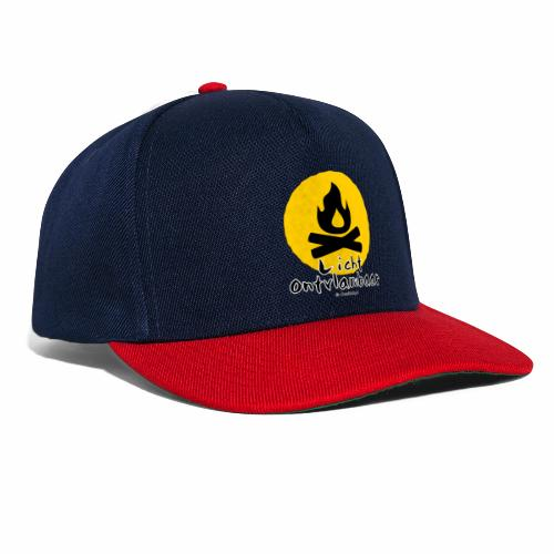 Licht ontvlambaar - Snapback cap