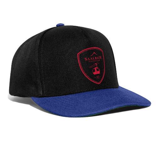 Skilift embleem Saalbach Hinterglemm - Snapback cap