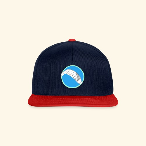 Kite Logo ohne Schrift - Snapback Cap
