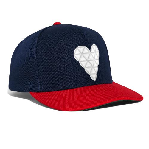 nThe Heart of Life x 1, New Design /Atlantis - 02. - Snapback Cap