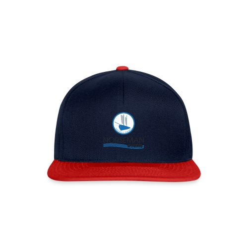 norseman logo - Snapback Cap