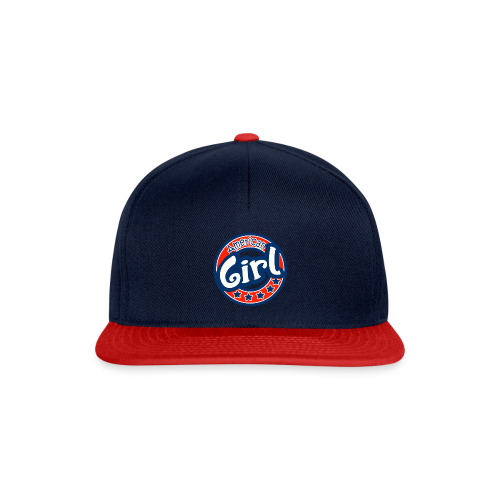 Girl - Gorra Snapback