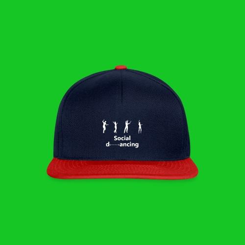 Social dancing - Snapback cap