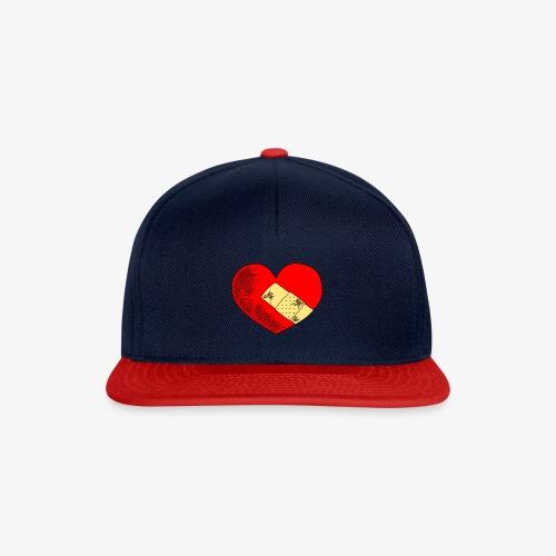 Herzschmerz - Snapback Cap
