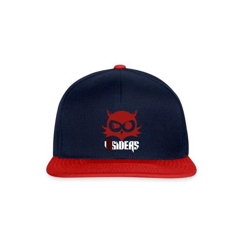 iNsiders t-shirt - Snapback Cap