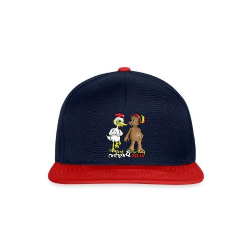 Jerk chickenPork Dread - Snapback Cap