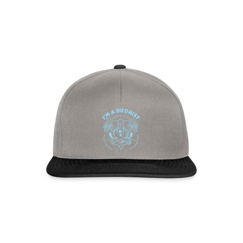 Im a budhist - Snapback-caps