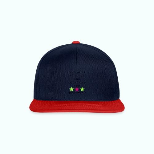 bukowski - Snapback Cap