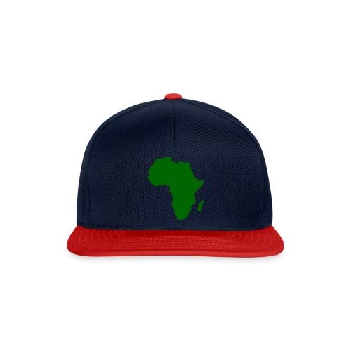 African styles green - Snapback Cap