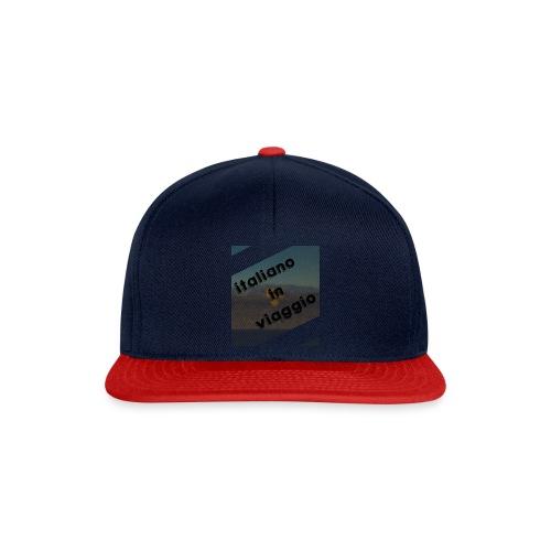 italiano in viaggio - Snapback Cap