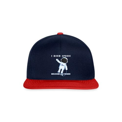 Space - Snapback Cap