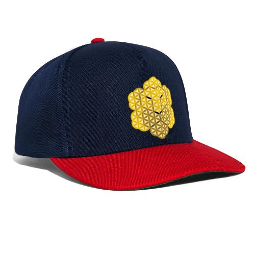 The Lion Of Life - Alpha Male, Crown 01 - Snapback Cap