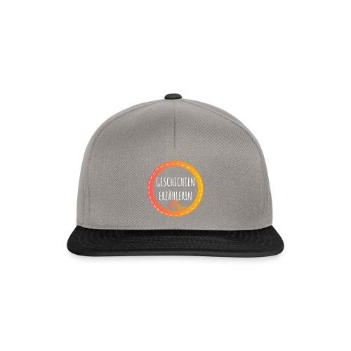 GESCHICHTENERZA HLERIN white - Snapback Cap