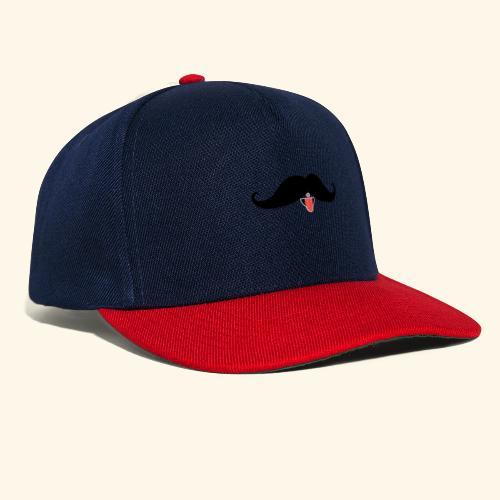 Fresh Moustache - Snapback Cap