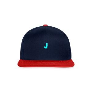Jeffke Man Hoodie - Snapback cap
