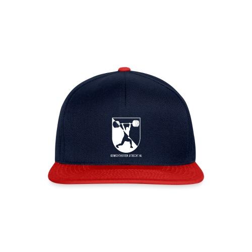 Gewichtheffen Utrecht Logo Trui - Snapback cap