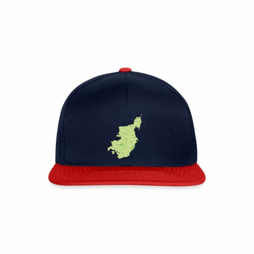 Mors - Snapback Cap