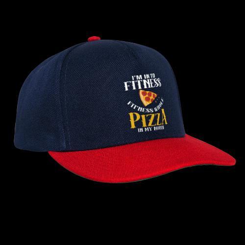 Fitness - Snapback Cap