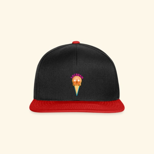 Ice cream makes you scream - Snapback Cap