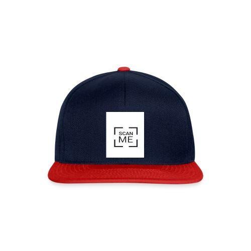 Scan - Snapback Cap