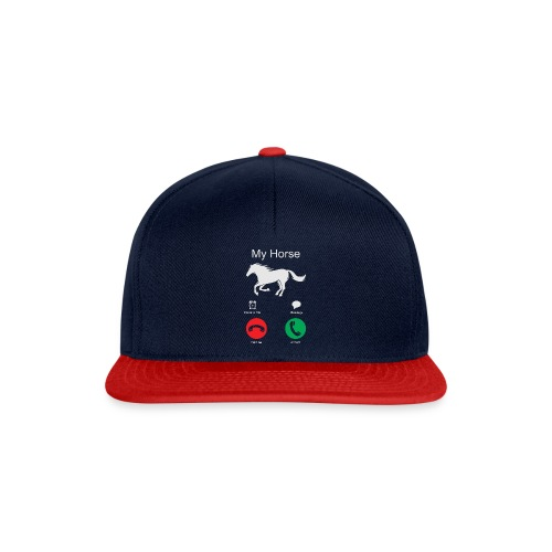 My Horse is calling - Snapback Cap