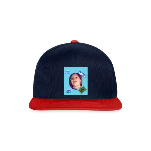 Den Lille bidte - Snapback Cap