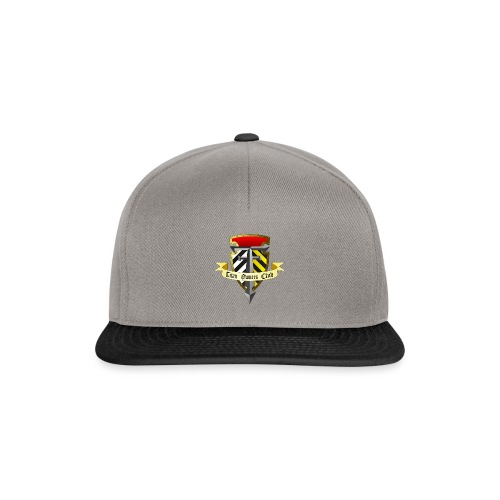 TOC Gothic Clear Background 1 - Snapback Cap