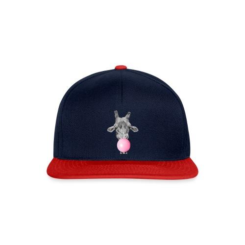 Giraffe bubblegum - Snapback Cap