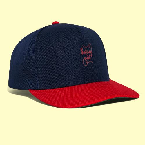 Swing Out Lindy Hop Vintage - Swing Retro - Snapback Cap