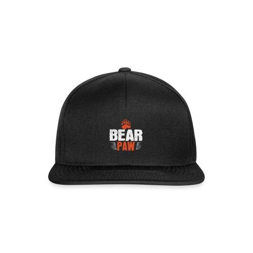Bear paw - Snapback cap