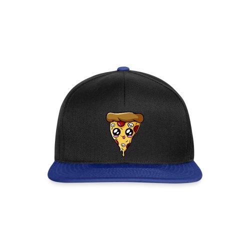 Pizza Kawaii - Casquette snapback