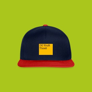 DO YouR ThinG - Snapback Cap