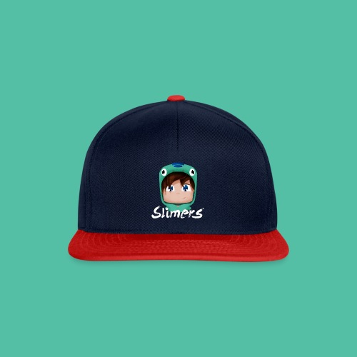 T-shirt Logo Slimers - Casquette snapback