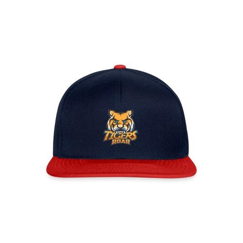 Tigers-Roar - Snapback Cap
