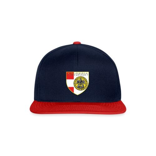scudo simbolo comunità Valsesiana - Snapback Cap