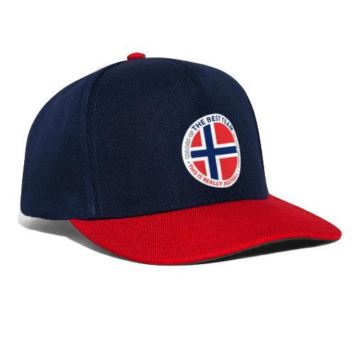 Norway Best Football Team - Snapback Cap