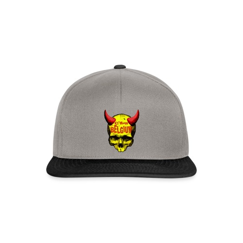 Belgium Devil 2 - Snapback cap