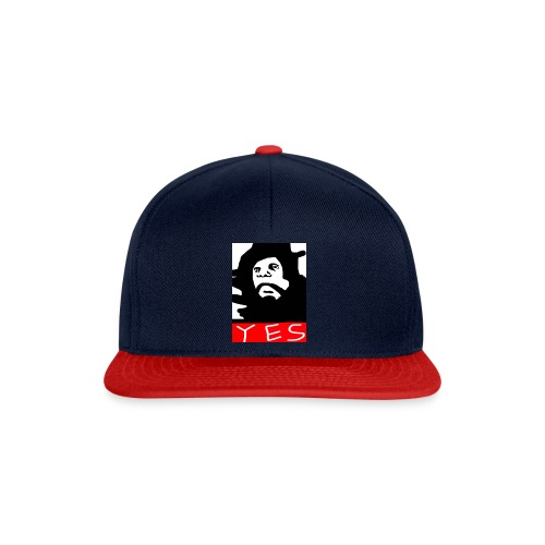 shirt - Snapback Cap