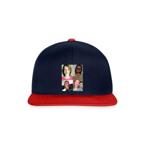 ANNE - Snapback cap