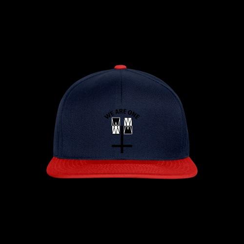 WE ARE ONE x CROSS - Snapback cap