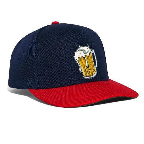Boccale Birra - Snapback Cap